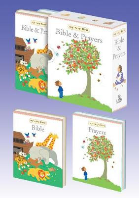 My Very First Bible and Prayers slipcase by Alex Ayliffe