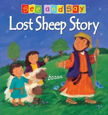 Lost Sheep Story by Christina Goodings
