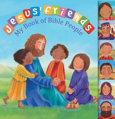 Jesus' Friends My Book of Bible People by Claire Henley