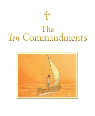The Ten Commandments by Sophie Piper