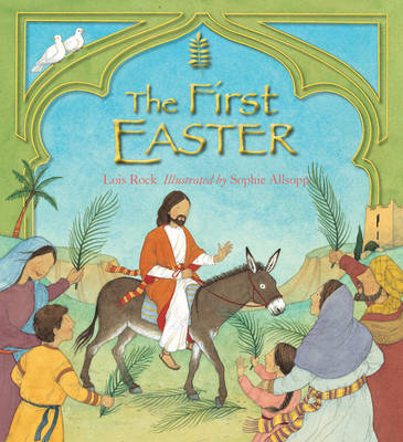 The First Easter by Rock