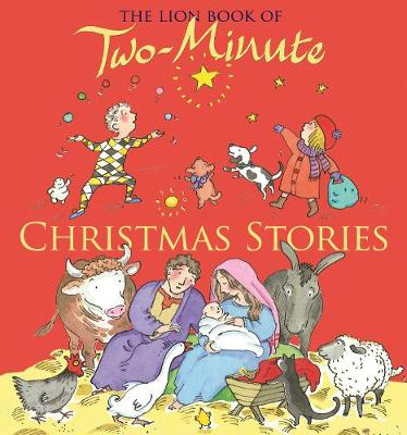 The Lion Book of Two-Minute Christmas Stories by Elena Pasquali