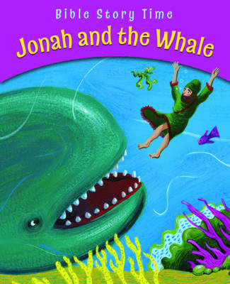 Jonah and the Whale by Sophie Piper