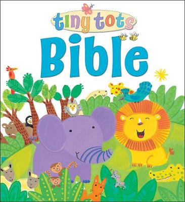 Tiny Tots Bible by Rock