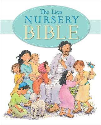 The Lion Nursery Bible by Elena Pasquali