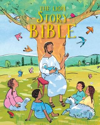 The Lion Story Bible by Sophie Piper