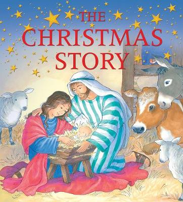 The Christmas Story by Sophie Piper