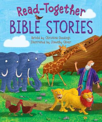 Read-Together Bible Stories by Christina Goodings