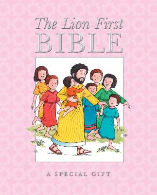 The Lion First Bible A Special Gift by Pat Alexander