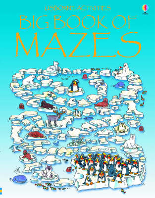 Big Book of Mazes by
