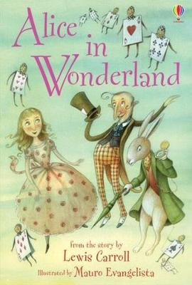 Alice In Wonderland by Lesley Sims