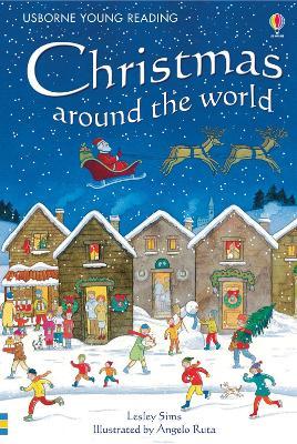 Christmas Around The World by Anna Claybourne