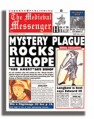 Newspaper Histories The Medieval Messenger by Paul Dowswell, Fergus Fleming
