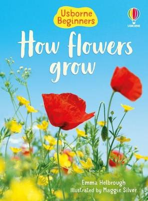 How Flowers Grow by Emma Helbrough
