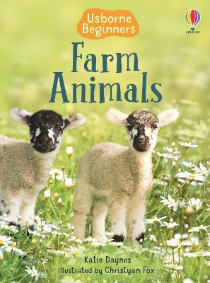Farm Animals by Katie Daynes
