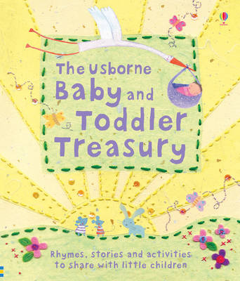 Baby And Toddler Treasury by