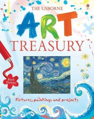 Art Treasury by Rosie Dickens