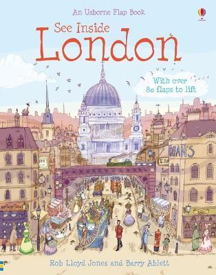 See Inside London by Katie Daynes, Rob Lloyd Jones