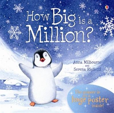 How Big is a Million? by Anna Milbourne