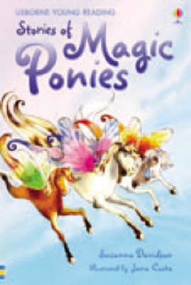 Stories Of Magic Ponies by Susanna Davidson