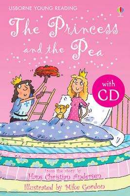 The Princess and the Pea DVD Pack by