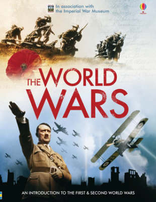 The World Wars by Ruth Brocklehurst, Henry Brook