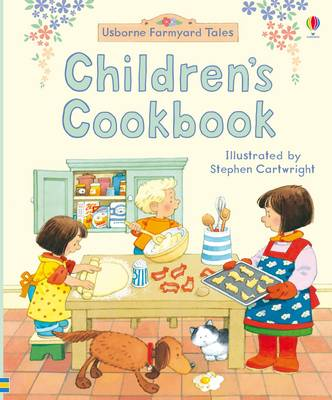 Farmyard Tales Children's Cookbook by