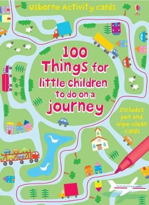 100 Things for Little Children to Do on a Journey by