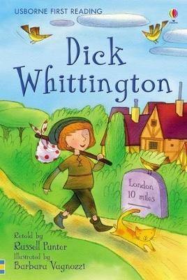 Dick Whittington by Russell Punter