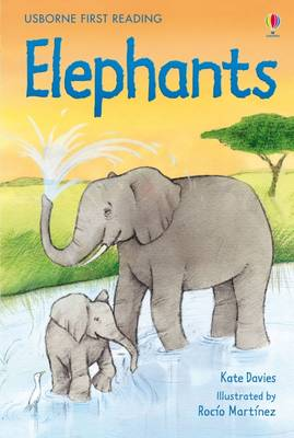 Elephants by Kate Davies