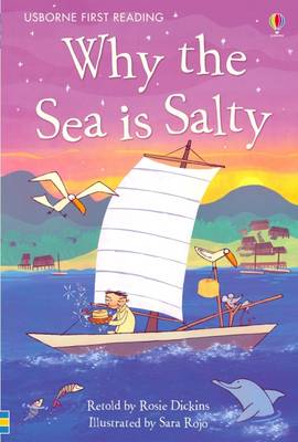 Why the Sea is Salty by Rosie Dickins
