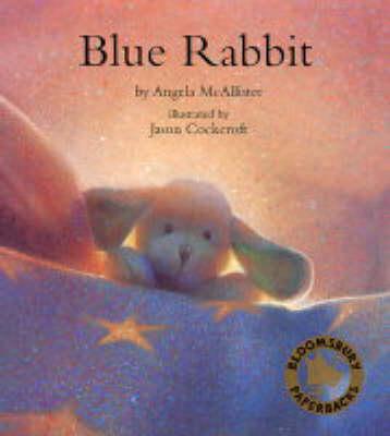 The Blue Rabbit by Angela McAllister