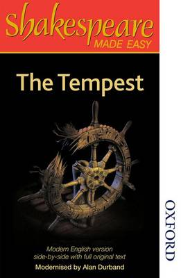 Shakespeare Made Easy: The Tempest by Alan Durband