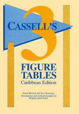 Cassell's - 3 Figure Tables Caribbean Edition by L. Quansoon