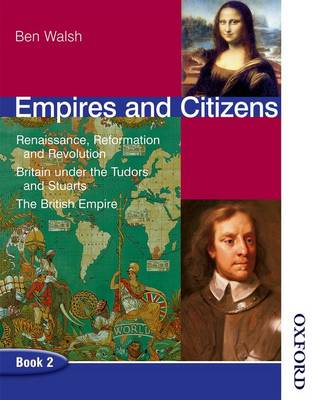 Empires and Citizens Pupil Book 2 by Ben Walsh