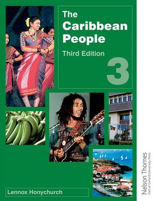 The Caribbean People Book 3 by Lennox Honychurch