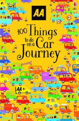 100 Things to Do on a Car Journey by