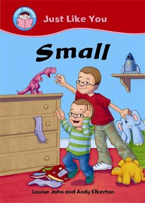 Start Reading: Just Like You: Small by Louise John