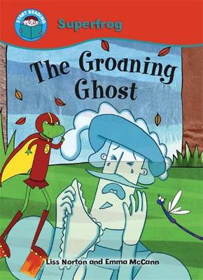 Start Reading: Superfrog: The Groaning Ghost by Liss Norton