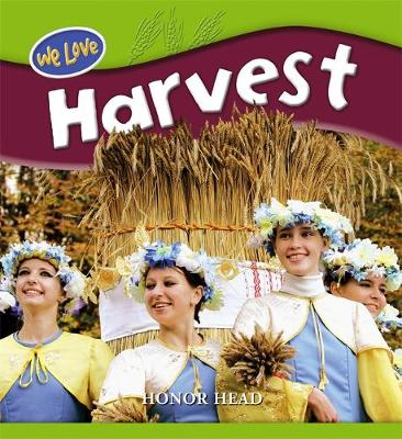 We Love Festivals: Harvest by Honor Head