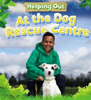 Helping Out: At the Dog Rescue Centre by Judith Heneghan