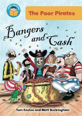 Start Reading: The Poor Pirates: Bangers and Cash by Tom Easton