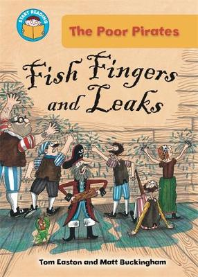 Start Reading: The Poor Pirates: Fish Fingers and Leaks by Tom Easton