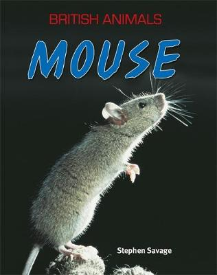 British Animals: Mouse by Stephen Savage
