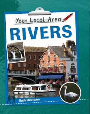Popcorn: Geography Corner: Rivers by Ruth Thomson