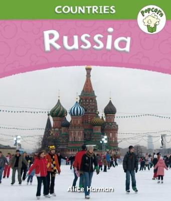 Popcorn: Countries: Russia by Alice Harman
