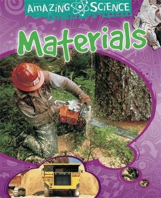 Amazing Science: Materials by Sally Hewitt