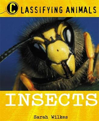 Classifying Animals: Insects by Sarah Wilkes