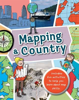 Mapping: My Country by Dr Jen Green