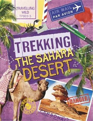 Travelling Wild: Trekking the Sahara by Sonya Newland